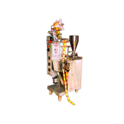 Four Side Seal Pouch Packaging Machine
