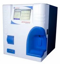 Fully Automated Three Part Differential Hemetology Analyser
