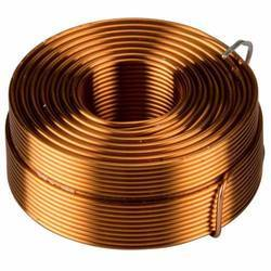 Round Copper Induction Coils