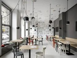 Cafe Interior Design in U.P. Chandigarh & Ludhiana