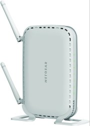 White 5 Netgear WNR614 N300 Wi-Fi Router