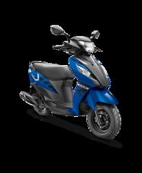 Suzuki Let's Scooter
