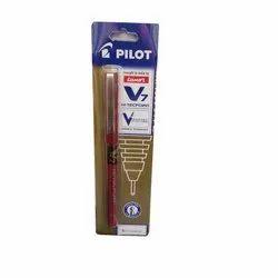 Luxor Pilot V7 HI Tecpoint Pen, Packaging Type: Packet, For Writing