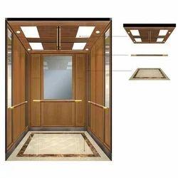 Wooden Lift Cabin, for Household