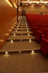 Auditorium Step Lighting Services