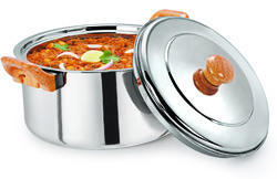 Esteelo Airtiga Stainless Steel Insulated Hot Pot Casserole with Handle