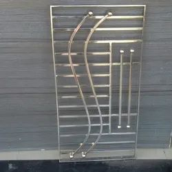 Ss 304 Stainless Steel Window Grill