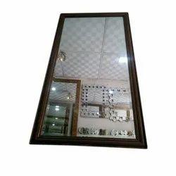 Transparent Designer Mirror Glass