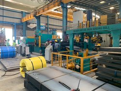 Hr Coil Cut To Length Line Machine, Model Name/Number: Hertz, Size: 1500- 2500 Mm