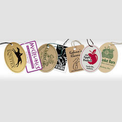Paper Printed Tags
