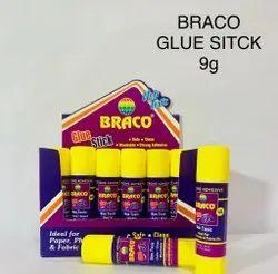 BRACO Glue Stick 9 Gm, Model Number: BRGS-9G
