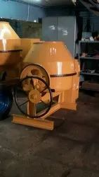 Bed Type Concrete Mixer