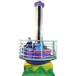 Circular Fun Tower Ride
