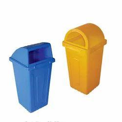 80L Free Stand Garbage Litter Bin