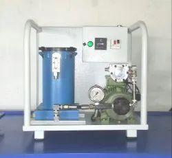 Hydraulic Filtration Skid HF-40