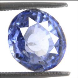 Polish Blue Sapphire (neelam) Gemstone
