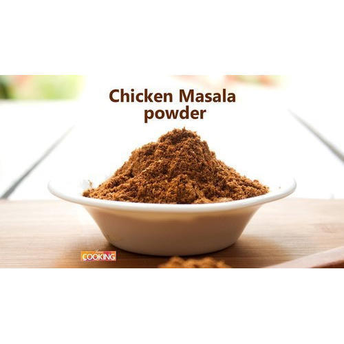 Sangrahi 50 gm Organic Chicken Masala Powder, Packaging: Box