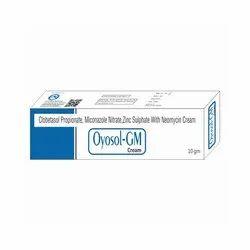 Clobetasol Propionate Miconazole Nitrate Zinc Sulphate with Neomycin Cream