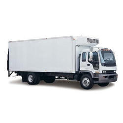 Reefer Vehicle Temperature Mapping Service