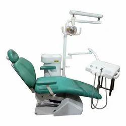 Semi Electric Dental Chair Set, And Dental Treatment, | ID: 19225642155