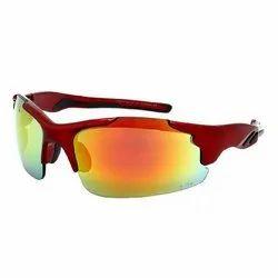 Fire Mirror Lens Sunglasses