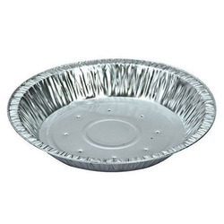 Light Weight Silver Paper Plate