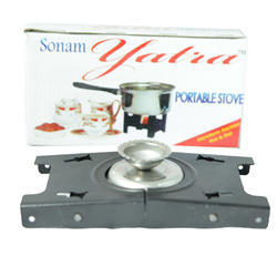 Portable Dry Fuel Stove