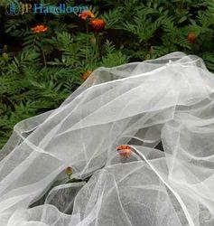 Shree Organza Silk Fabric, 4 MM