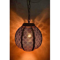 Metal Designer Hanging Light