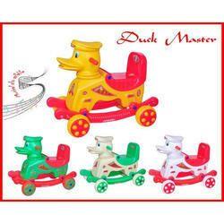 Multicolor Plastic Baby Riders