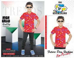 Cotton Casual Wear KIDS KNITTED GARMENTS, Age: 2 To 12