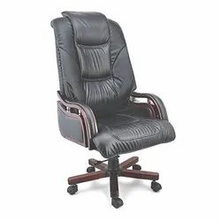 Black CEO Chair