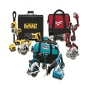Drills, Grinders, Saws & Power Tools