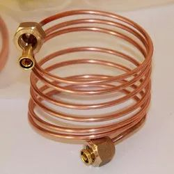 0-2 meters Copper Capillary Tubes, for Industrial Use