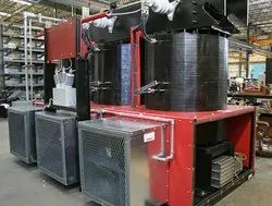 Servo Three Phase Air Cooled Transformers, For Industrial