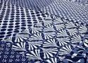Designer Hand Screen Printed Cotton Fabric for Garments Width 44-45 Printed Fabric