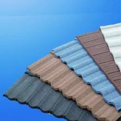 Metal Stone Coated Metal Tile Roof Sheets