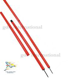 Slalom Pole Collapsible