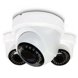 PTZ Dome Camera, for Indoor Use