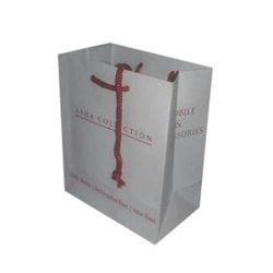 Advertising Printed Paper Bag