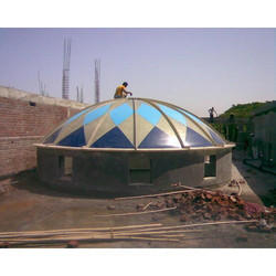 FRP Printed Dome