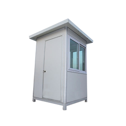 Fabricated Security Cabin