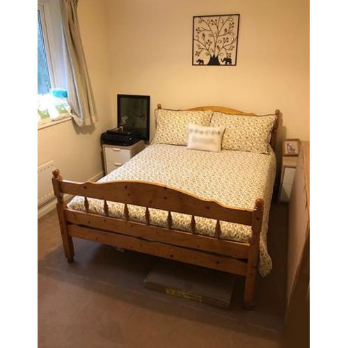 Double Bed Dimensions.Wooden Brown Double Bed Dimensions 6 X 5 Feet Rs 35000 Unit