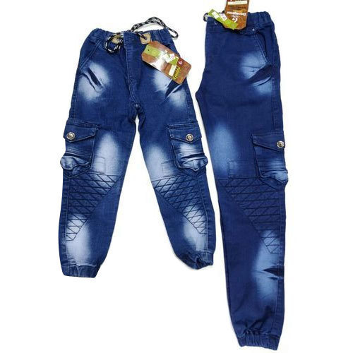 Denim Kids Casual Jogger