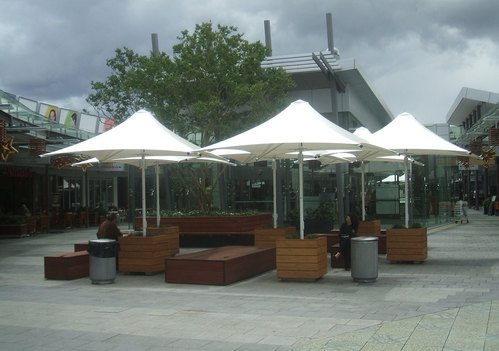 Pvc gazebo tensile structure shade rs square feet vms