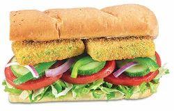 Hara Bhara Sub Sandwiches