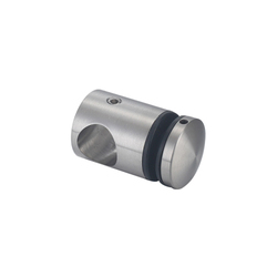 Silver Stainless Steel Glass Adapter, Grade: 202, Size: 25x19 mm