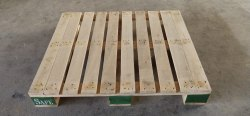 Soft Wood Pallet Rental Service