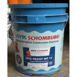 Chloride Free Liquid Integral Waterproofing Admixture