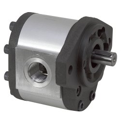 Hydraulic Gear Pump For Shearing Machine, AC Powered